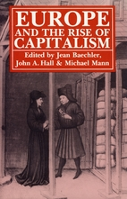 Europe and the Rise of Capitalism (Ideas) by…