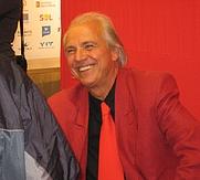 Author photo. Credit: Jarkko Saramo, 2005, Helsinki