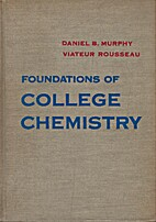 Foundations of College Chemistry by Daniel…