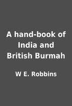 A hand-book of India and British Burmah by W…