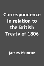 Correspondence in relation to the British…