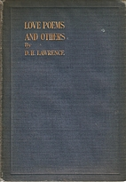 Love Poems and Others by D. H. Lawrence