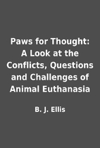 Paws for Thought: A Look at the Conflicts,…