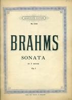 Sonata in F minor for piano solo : op. 5 by…
