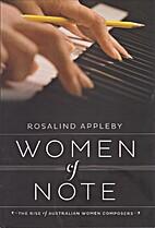Women of note : the rise of Australian women…