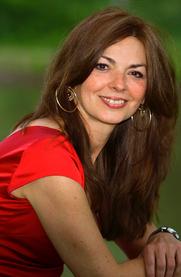 Author photo. Author Laura Wiess