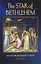 The Star of Bethlehem: An Astronomer's…