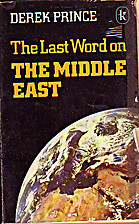 The Last Word on the Middle East by Derek…