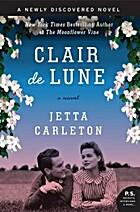 Clair de Lune: A Novel (P.S.) by Jetta…