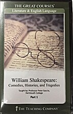 William Shakespeare: Comedies, Histories,…