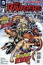 Ravagers #1 by Howard Mackie
