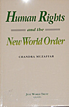 Human rights and the new world order by…