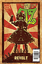 The marvelous land of Oz #3 by Eric Shanower