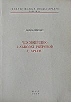 Vid Morpurgo i narodni preporod u Splitu by…