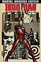 Marvel Monster Edition 28: Iron Man by David…