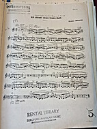 Rucket Lieder by Gustav Mahler