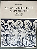 Handbook of the Collections in the William…