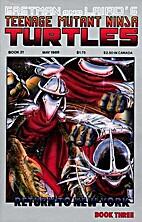 Teenage Mutant Ninja Turtles 21 by Kevin…
