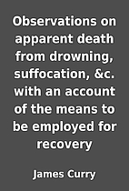 Observations on apparent death from…