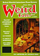 Weird Tales Volume 52 Number 2, Winter…