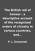 The British roll of honour : a descriptive…