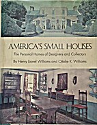 America's small houses and city…