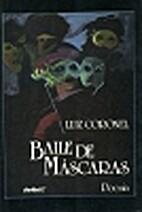 Baile de máscaras : poesia by Luiz Coronel