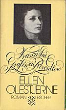 Ellen Olestjerne by Franziska zu Reventlow