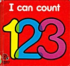 I Can Count (Square Books) by Ladybird