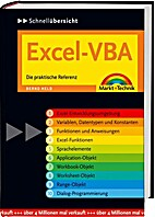 Excel-VBA Schnellübersicht by Bernd Held