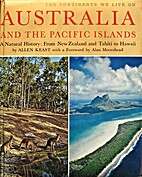 Australia and the Pacific Islands; a natural…