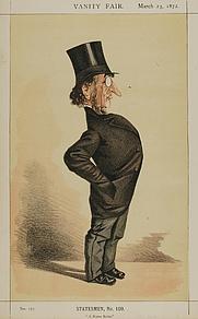 Author photo. Adriano Cecioni (1836–1886)