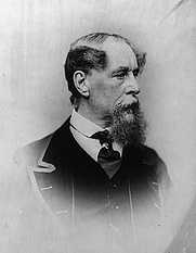 Author photo. Photoprint by J. Gurney & Son, 1867 (Library of Congress Prints and Photographs Division, LC-USZ61-694)