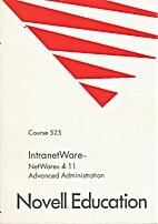 IntranetWare Netware 4.11 Advanced…