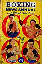Boxing News Annual and Record Book 1962 by…