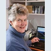 Author photo. New Zealand Book Council