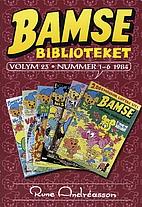 Bamsebiblioteket. Vol. 23, Nummer 1-6 1984…
