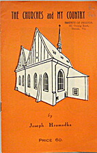 The Churches and My Country by Joseph…