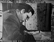 "Author photo. José Luiz Álvarez (""Txillardegi""). Photo by Juan San Martin."