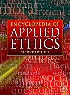 Encyclopedia of Applied Ethics, Second…