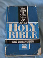 Holy Bible: The Word of God Alive and…