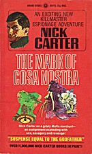 Mark of Cosa Nostra by Nick Carter