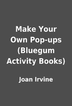 Make Your Own Pop-ups (Bluegum Activity…