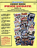 The Overstreet Comic Book Price Update No.…