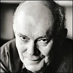 Author photo. Alan Ayckbourn Photo: Michael Winner