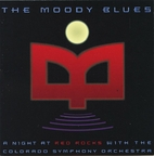 A Night at Red Rocks by Moody Blues