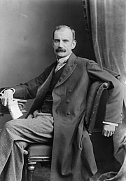 Author photo. Portrait of William Pember Reeves