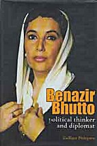 Benazir Bhutto: Political Thinker and…