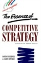 The Essential of Competitive Strategy by…