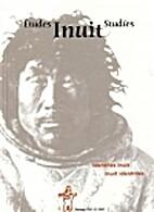 Études Inuit Studies